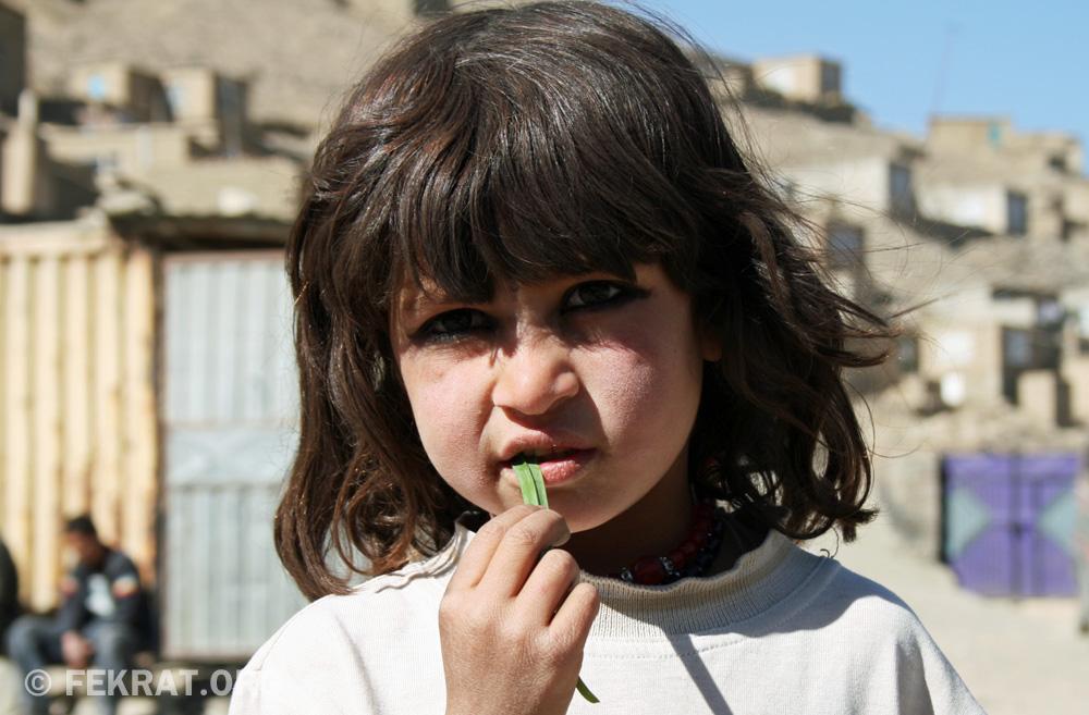 Afghan child 3