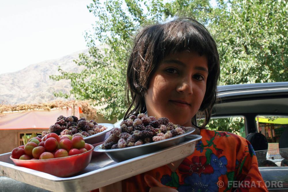 Baghlan girl 2