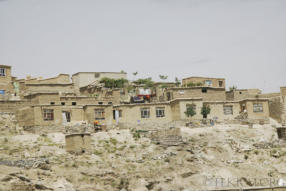 outskirts of kabul